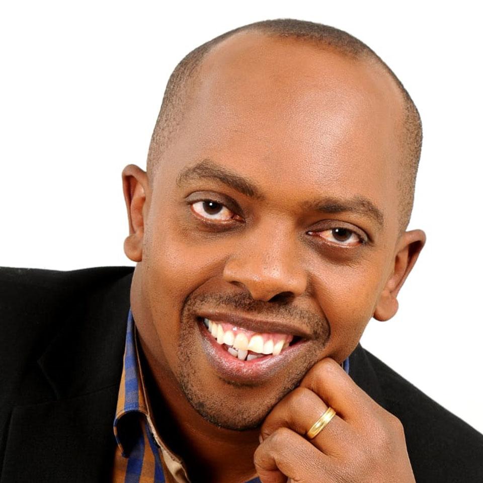 Anthony Njenga-Finance Manger